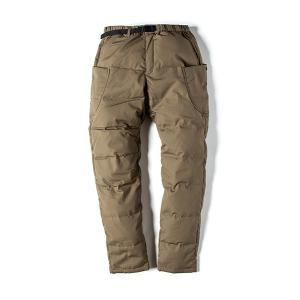 グリップスワニー Grip Swany Fireproof Down Camp Pants オリーブDB GSP-56 vic2