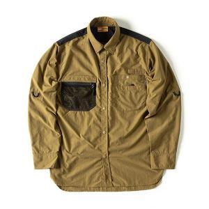 グリップスワニー Grip Swany Gear Shirt Coyote GSS-28 vic2