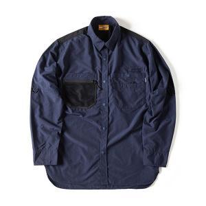 グリップスワニー Grip Swany Gear Shirt Navy GSS-28 vic2