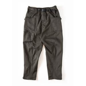 グリップスワニー Grip Swany Jog 3D Lining Wide Camp Pants DKOlive GSP-64|vic2