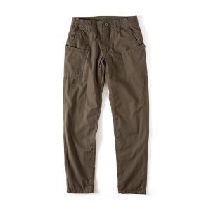 グリップスワニー Grip Swany Flannel Lining Pants Olive GSP-62 vic2