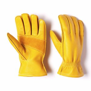 グリップスワニー Grip Swany G-1 革手袋 スワニーイエロー|vic2