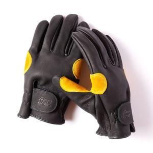グリップスワニー Grip Swany G-10B 革手袋 ブラック レザーグローブ vic2