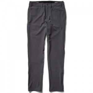 スワーブ SWRVE transverse slim trousers grey|vic2