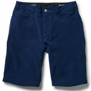スワーブ SWRVE transverse regular shorts blue