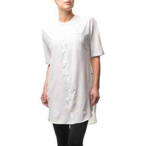 30%OFF vic2セール フーディニ HOUDINI Womens Trail Shirt Dress Ice Ice Baby Blue 2018年新作|vic2