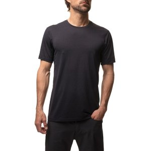 40%OFF vic2セール フーディニ HOUDINI Mens Dynamic Tee Rock Black|vic2