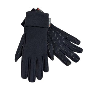 テラノバ TERRA NOVA Sticky Power Stretch Glove Black スティッキー パワー ストレッチ グローブ 手袋 vic2
