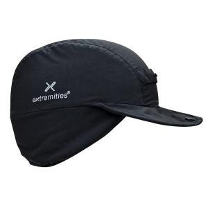 テラノバ TERRA NOVA Winter Cap Black ウインター キャップ 防水 保温 帽子 vic2