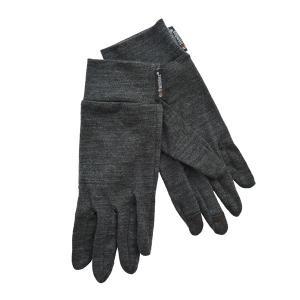 テラノバ TERRA NOVA Merino Touch Liner Glove Charcoal 手袋 グローブ|vic2