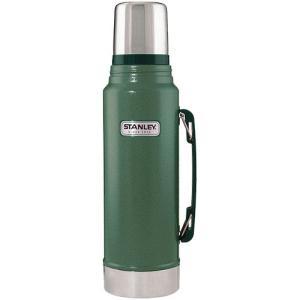 スタンレー STANLEY クラシック真空ボトル 1L グリーン 魔法瓶 水筒 ステンレス
