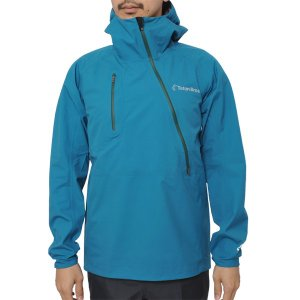 ティートンブロス Teton Bros. Breath Jacket Blue ブレス ジャケット アウター レインウェア|vic2