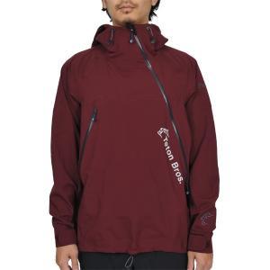 予約商品 11月下旬〜12月上旬頃入荷予定 ティートンブロス Teton Bros. Tsurugi Jacket KB Wine Red ツルギジャケット ニットバッカー シェル アウター|vic2