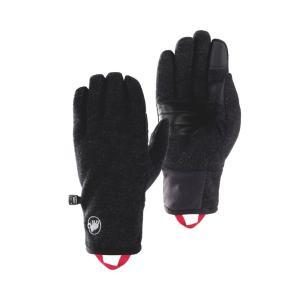 マムート MAMMUT Passion Glove black melange|vic2