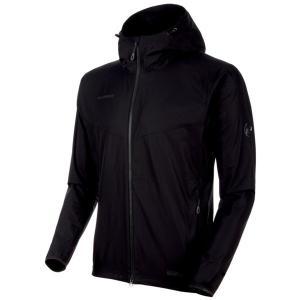 マムート MAMMUT GRANITE SO Hooded Jacket AF Men Black (0001)|vic2