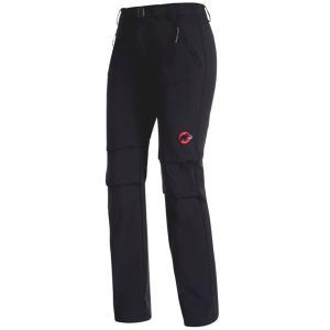 マムート MAMMUT SOFtech TREKKERS Pants Women Black (0001)|vic2