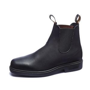 ブランドストーン Blundstone Dress Boots スムースレザー ボルタンブラック 2019年新作|vic2