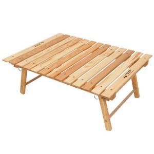 ■脚が折り畳める小型のテーブル!キャンプサイトで大活躍 耐久性が高く、持ち運びが便利なテーブルです。...
