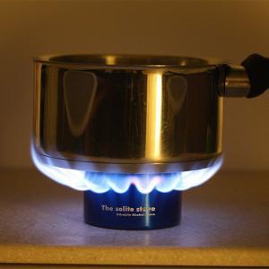 ソーライトストーブ The solite stove ウルトラライト アルコール バックパッキング ストーブ アルコール用 ストーブ 軽量|vic2