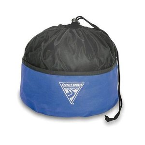 シアトルスポーツ SEATTLE SPORTS ドローストリング ポケットボウル ブルー 折り畳みバケツ キャンプ用品 雑用|vic2