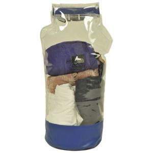 シアトルスポーツ SEATTLE SPORTS グレイシアクリア ドライバッグ ブルー Mサイズ 防水スタッフサック 旅行グッズ アウトドア 収納袋|vic2