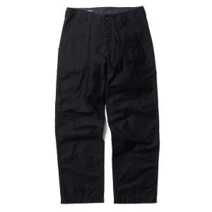 バンブーシュート BAMBOO SHOOTS Fatigue Pants Black 2011704|vic2