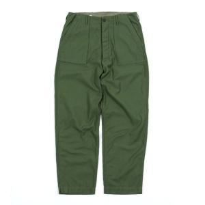 30%OFF vic2セール バンブーシュート BAMBOO SHOOTS Fatigue Trouser W/Sec Pocket Olive|vic2