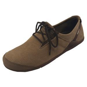 ゼロシューズ Xero Shoes ハナ ブラウン/ブラック|vic2
