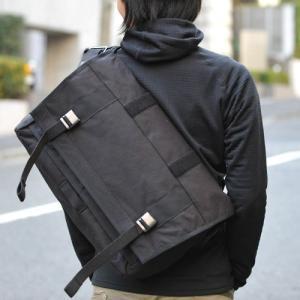 ミッションワークショップ MISSION WORKSHOP VX Messenger Bags AP Series The Rummy Black ラミー メッセンジャーバッグ|vic2