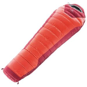 ドイター Deuter 寝袋 ネオスフィア -10 ファイア...