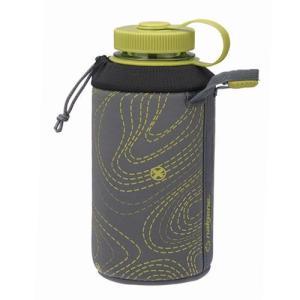 NALGENE[ナルゲン]の広口1リットル専用のケースです。ネオプレーン素材なのでボトルがしっかりフ...
