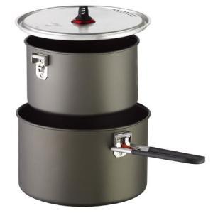 MSR QUICK 2 POT SET クイックツーポットセット クッカーセット 調理器具 キャンプ用食器 アルミ鍋