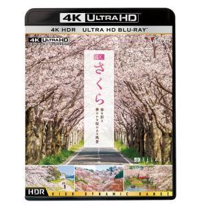 4K さくら 4K・HDR Ultra HDブルーレイ ビコムストア|vicom-store