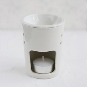 ポーセラーツ 白磁 インテリア キャンドルセット (無くなり次第終了)|victoriadesign
