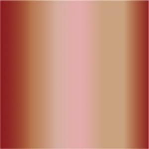 ポーセラーツ 転写紙 カラー COLOR BRIGHT PINK GOLD (単色・ブライトピンクゴールド)|victoriadesign