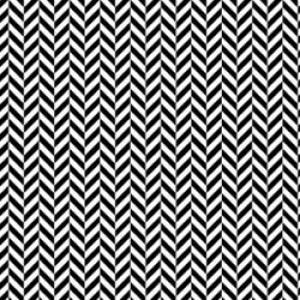 ポーセラーツ 転写紙 模様 HERRINGBONE (ヘリンボーン・ブラック)|victoriadesign