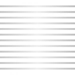 ポーセラーツ 転写紙 模様 2mm LINE (2ミリライン・プラチナ)|victoriadesign