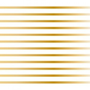 ポーセラーツ 転写紙 模様 2mm LINE (2ミリライン・メタリックゴールド)|victoriadesign
