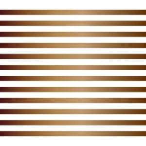 ポーセラーツ 転写紙 模様 3mm LINE (3ミリライン・ブライトゴールド)|victoriadesign