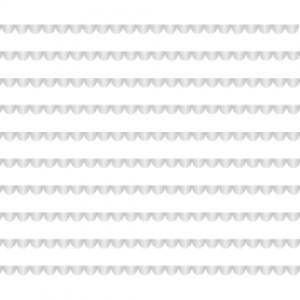 ポーセラーツ 転写紙 模様 SCALLOP LINE (スカラップライン・プラチナ)|victoriadesign