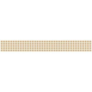 ポーセラーツ 転写紙 模様 STUDS LINE (スタッズライン・ゴールド)|victoriadesign|02