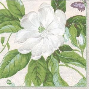 ペーパーナプキン デコパージュ GARDES IMAGES L 花柄 10枚セット|victoriadesign