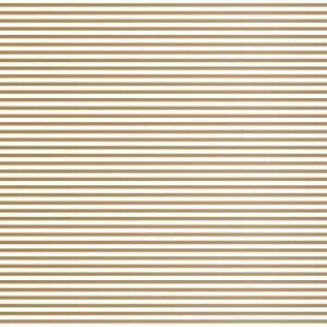ポーセラーツ 転写紙 模様 1mm LINE (1ミリライン・ブライトゴールド)|victoriadesign
