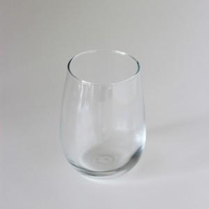 ポーセラーツ 白磁 ガラス クリアタンブラー 北欧風|victoriadesign