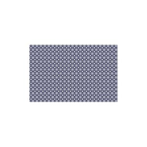 ポーセラーツ 転写紙 模様 - FLOWER MOROCCAN (フラワーモロッカン・ネイビー)|victoriadesign|03