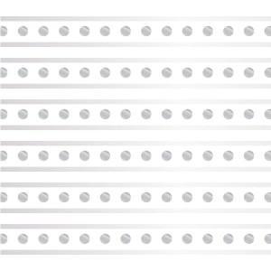 ポーセラーツ 転写紙 模様 DOT LINE (ドットライン・プラチナ)|victoriadesign