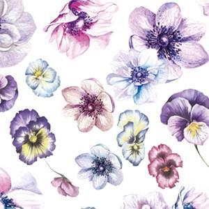 『商品情報』 規格:A4 印刷範囲:縦26cm×横18cm 推奨焼成温度:800度 お花の大きさ:約...