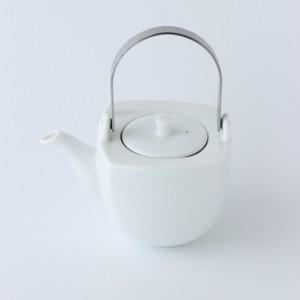 ポーセラーツ 白磁 食器 キジポット 北欧風