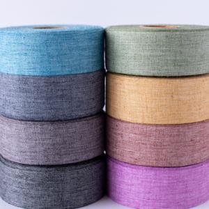 ハンドメイド 手芸 材料 リボンテープ 切り売り ファブリックリボン|victoriadesign