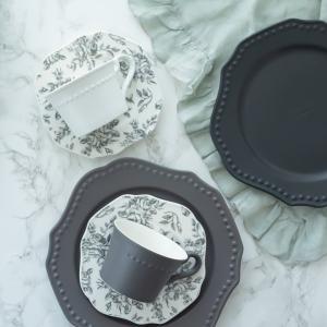 洋食器 ギフト アフタヌーンティーセット カップ ソーサー ティースプーン セット プレート 皿 おしゃれ プレゼント|victoriadesign